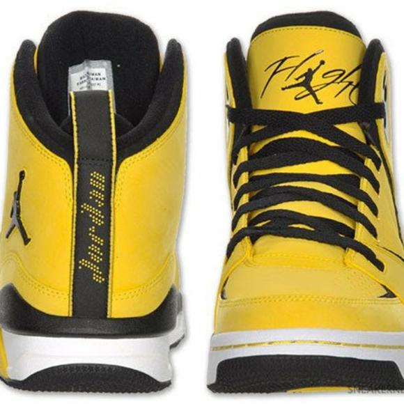 Jordan SC-2 ' Tour Yellow'